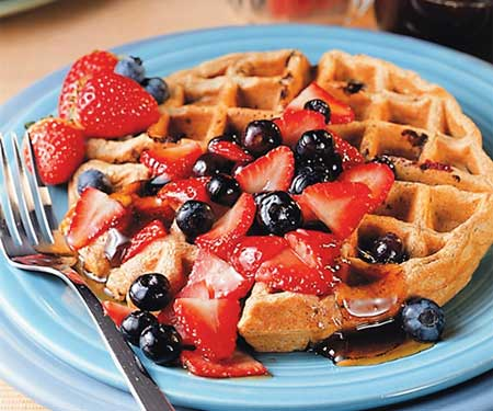 breakfast-waffles
