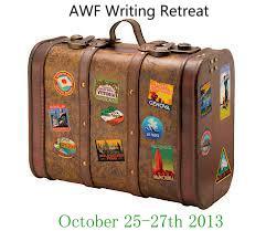 awf suitcase