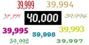 nano 40000