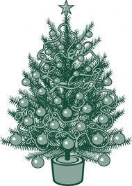 xmas 1 green tree