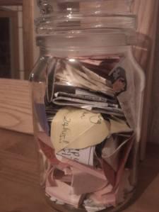 August jar