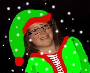 santa snow elf 2