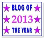 Blog of the Year Award 6 star jpeg