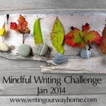 mindful writing challenges