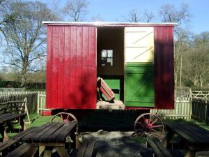 A Acton 12 Poetry shed