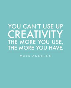 maya creativity