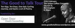 david allen poetry tour