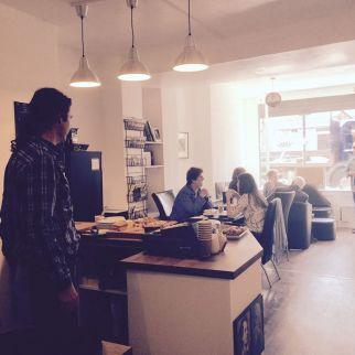 SS Keiran at P Cafe