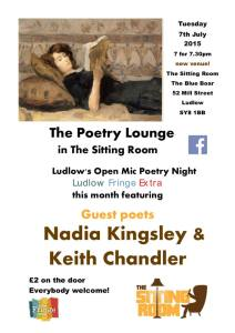 poetry lounge july