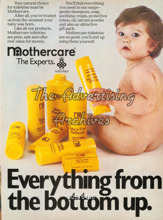 advertising-archives-mothercare