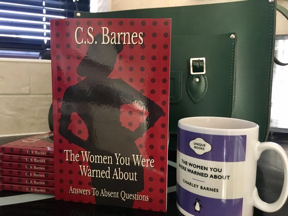 Charley Barnes Book