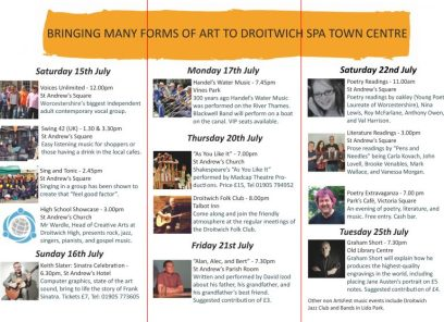 droitwich artsfest