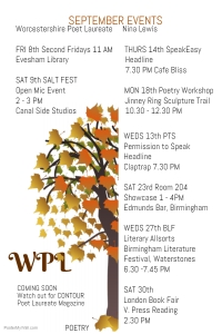 Copy of Fall Event Flyer Template (3)