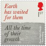 © Royal Mail Group Ltd 2017. Typography by Kelvyn LaurenceSmith