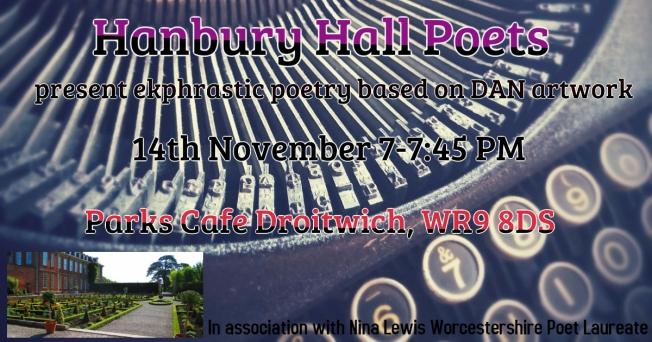 Hanbury Hall Poets