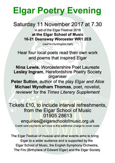 Poetry Evening Poster 3 v3
