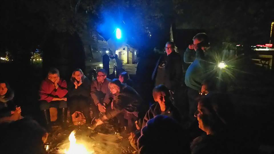AAWF SP Bonfire