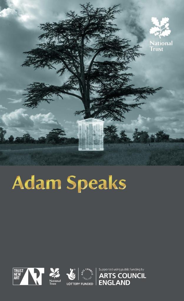 adam speaks launch invite