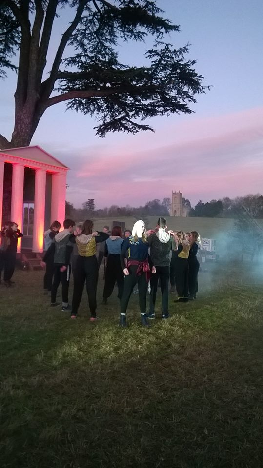 croome dance