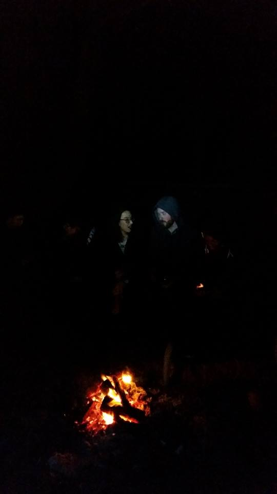 SPF bonfire