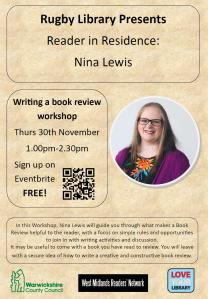 wmrn review writing workshop