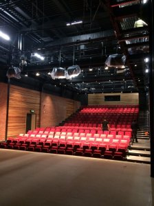 bromsgrove school theatre
