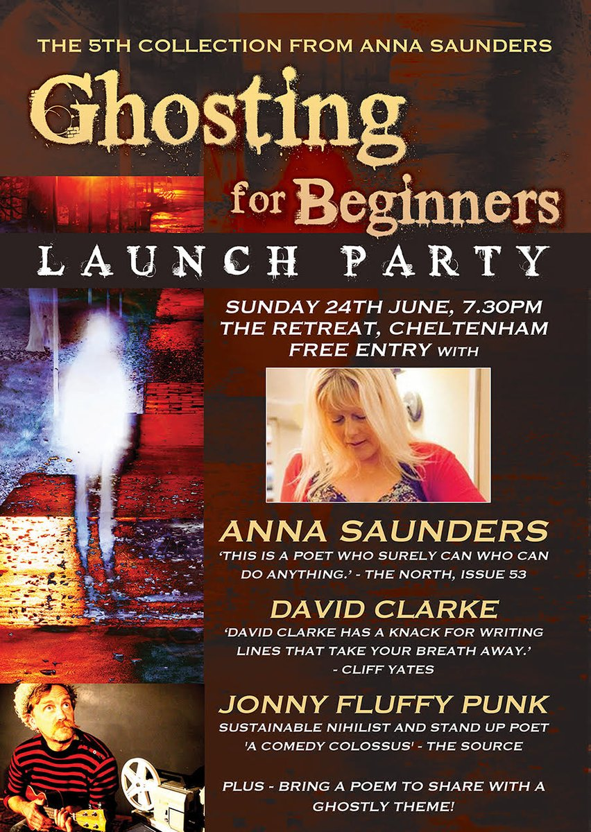 anna book launch
