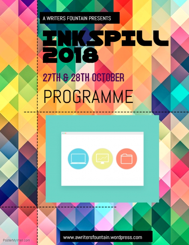 INKSPILL PROG - Made with PosterMyWall