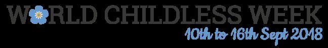 World childless banner
